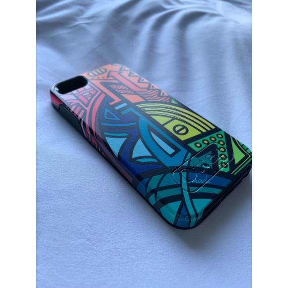 huge selection of 291c7 c7113 Colorful printed IPhone 5S OtterBox Case